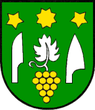 Coat of arms of Čebovce.png