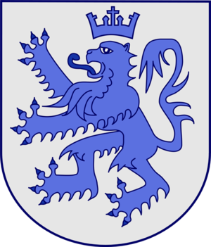 Tervuren - Image: Coat of arms of Tervuren