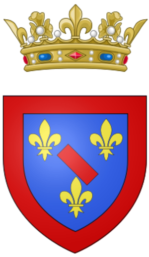 Princes of Conti - Coat of arms of the Princes of Conti