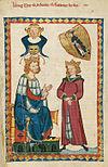Codex Manesse 008r König Tyro von Schotten.jpg