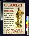 Col. Roosevelt tells the story of the Rough Riders in Scribner's Magazine ... January Scribner's - H.C. Christy. LCCN97520305.jpg