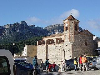 Colldejou Municipality in Catalonia, Spain