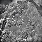 Columbia Glacier, Boreas Lake, Valley Glacier and Calving Edge, September 3, 1974 (GLACIERS 1217).jpg