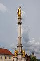 Columna de María, Zagreb, Croacia, 2014-04-13, DD 01.JPG