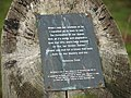 Commemorative Plaque - geograph.org.uk - 669124.jpg