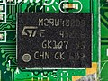 Compass Systems Navibe GB732 - controller - STMicroelectronics M29W400DB-4640.jpg
