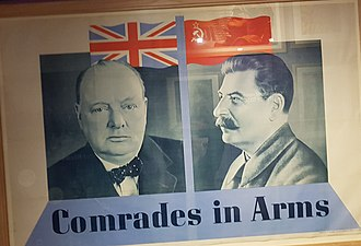 Anglo-Soviet Treaty of 1942 - Comrades in Arms