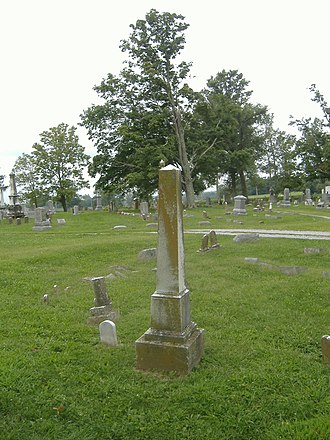Confederate Soldiers Martyrs Monument in Eminence - Image: Confederate Soldiers Martyrs Monument in Eminence 4