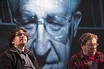 Conferncia en Pantalla con Noam Chomsky, XIV FILZ (14948146004).jpg