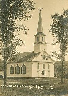 Sullivan, New Hampshire Town in New Hampshire, United States