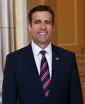John Ratcliffe (American politician) - Image: Congressman John Lee Ratcliffe