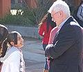 Congressman Miller visits Helms Middle School in San Pablo, CA (6872872599).jpg
