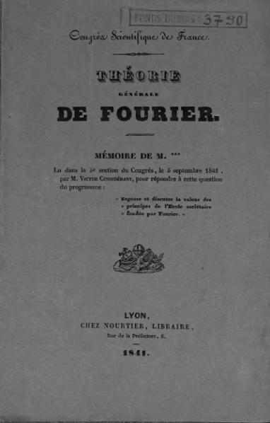 File:Considerant - Théorie générale de Fourier.djvu