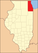 Cook County Illinois 1831