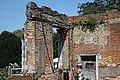 Copped Hall Winter Garden ruin northwest interior, Epping, Essex, England.jpg