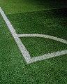 Corner area of a football field.jpg
