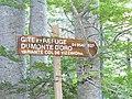 Corsica - Monte d'Oro - descend & sign - panoramio.jpg