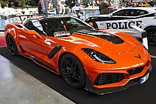 Chevrolet Corvette - Wikipedia