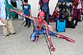 Cosplayer of Spider-Man at Bring It On 5 20180505.jpg