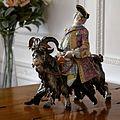 Count Bruhl's Tailor porcelain figurine Quex House Birchington Kent England.jpg