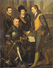 Counts of Nassau