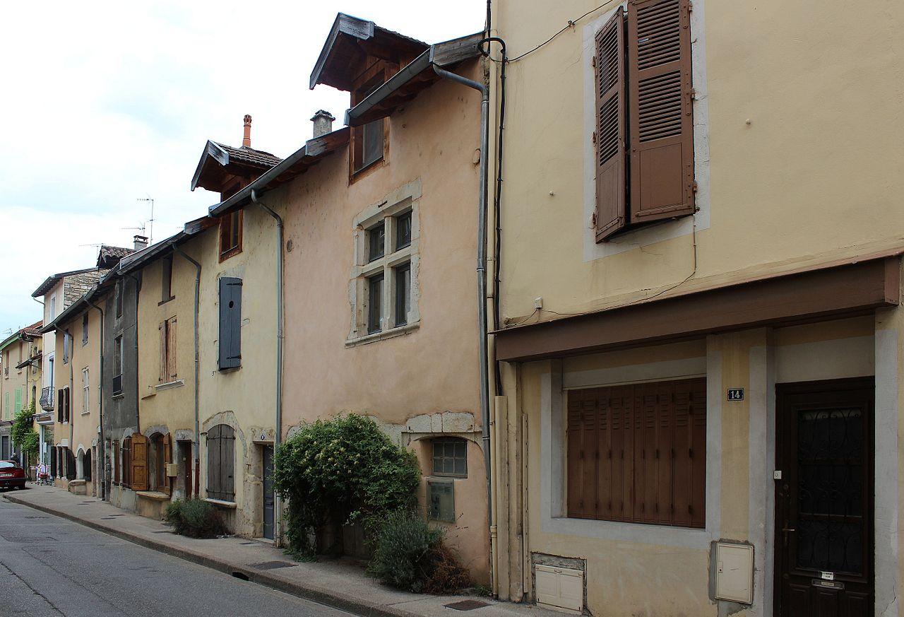 Fichier Cr Mieu Maison 16 Rue De La Loi Pa00117164