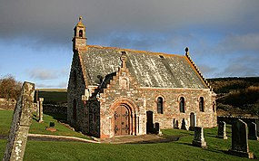Cranshaws Parish Church - geograph.org.uk - 1588604.jpg