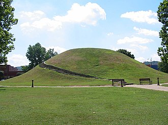National Register of Historic Places listings in West Virginia - South Charleston Mound, in Kanawha County