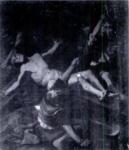 Crocifissione di san Pietro - Copia da Caravaggio (?), Siviglia.png