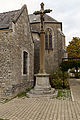 Croix de l'ancien cimetière (Acigné, Ille-et-Vilaine, France).jpg