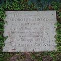 Croome Park Worcs Grave of Dorothy Stroud.jpg