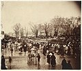 Crowd at Lincoln's second inauguration, March 4, 1865 LOC 3252915893.jpg