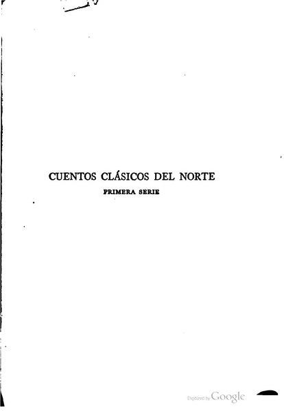 File:Cuentos clásicos del norte.djvu
