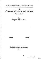 Edgar Allan Poe: Cuentos Clásicos del Norte