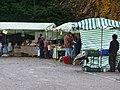 Cullompton , Cullompton Farmer's Market - geograph.org.uk - 1581592.jpg