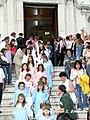 Cusano Mutri (BN), 2007, Infiorata, la processione pomeridiana. - Flickr - Fiore S. Barbato (13).jpg
