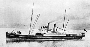 Cutch (steamship) - Image: Cutch (steamship) circa 1895