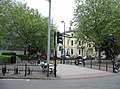 Cycle and Bike park - middle of Warwick Row - geograph.org.uk - 814320.jpg