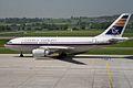 Cyprus Airways Airbus A310-203 5B-DAR (23835179143).jpg