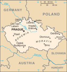 List of airports in the Czech Republic - Wikipedia