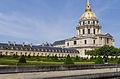 Dôme des Invalides from the southwest, Paris 14 June 2015.jpg