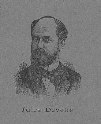 Jules Develle - Image: DEVELLE Jules