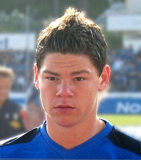 Daniel Fredheim Holm Norwegian footballer