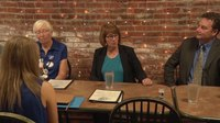 File:DFL-Endorsed Candidate For Governor Erin Murphy Visits Brainerd.webm