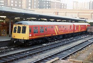 Rail Express Systems - Image: DMU (8957948645)