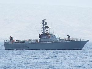 Dabur-class patrol boat - Image: Dabur 860