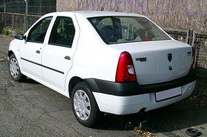 Dacia Logan - Dacia Logan (Europe; pre-facelift)