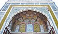 Dai Anga Mosque architecture blends with Mughal architecture and persian style.jpg