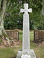 Dalgarnock Churchyard Cross - geograph.org.uk - 672785.jpg