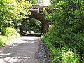 Dalry Moor Road, Railway Bridge - geograph.org.uk - 178430.jpg
